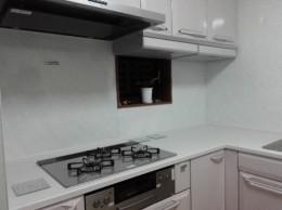あま市 W様邸 住宅改装(キッチン・洗面台・バス・トイレ) (キッチン)