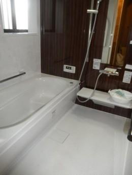 あま市 W様邸 住宅改装(キッチン・洗面台・バス・トイレ) (バスルーム)