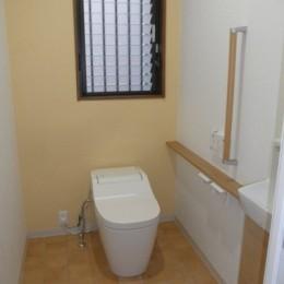 あま市 W様邸 住宅改装(キッチン・洗面台・バス・トイレ) (トイレ)
