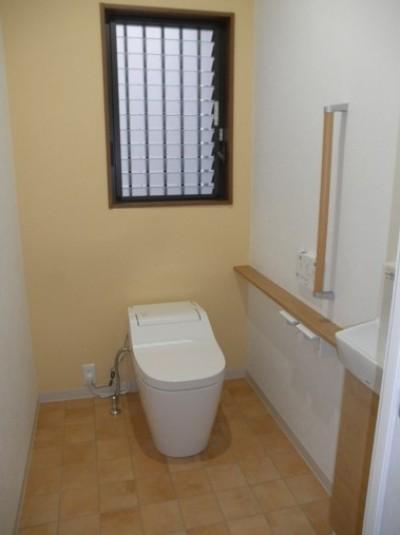 トイレ (あま市 W様邸 住宅改装(キッチン・洗面台・バス・トイレ))