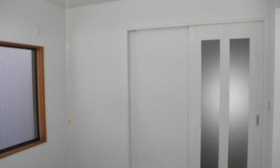あま市 W様邸 住宅改装(キッチン・洗面台・バス・トイレ) (リビング)
