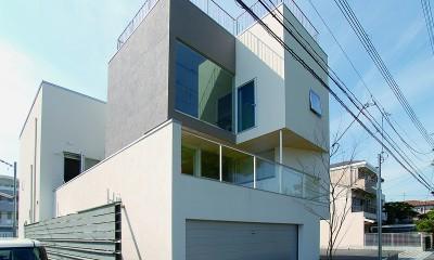 帝塚山の家