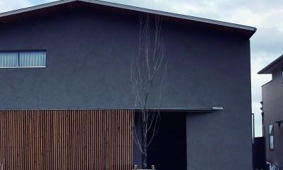 彩都の家 (外観(北))