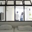 ふたりだけの景色の写真 ふたりだけの景色 寝室からリビングとバルコニーからの景色も見えます。
