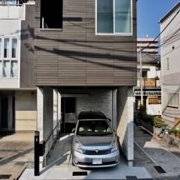 住吉の住宅:大阪の注文住宅 2階建て