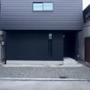 三国の住宅:都心に暮らす家族5人の家の写真 外観