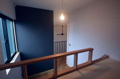 子供部屋 (三国の住宅:大阪のデザイン住宅 3階建て)