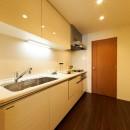 三菱地所のリフォームの住宅事例「子ども部屋の実現はもちろん、新旧を巧みに調和させながら華やかさを演出した住まい」