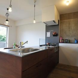 キッチン (ASSY モデルルーム)
