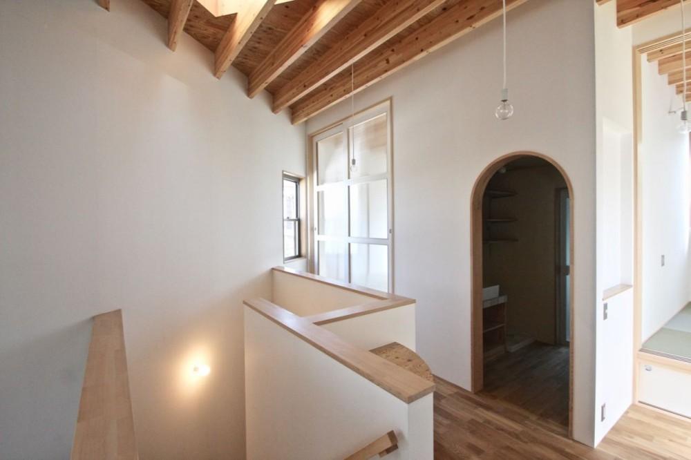 箕面の家:大阪.箕面の店舗付き住宅 (2階 スペース)