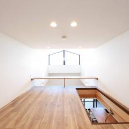 Natural Cute~無垢材×DIY塗装でオンリーワンな空間を~ (ロフト)