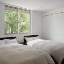 049つどいの杜 i n 軽井沢の写真 ベッドルーム