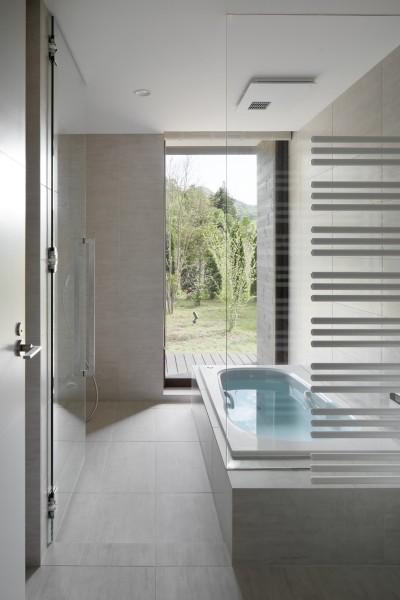 浴室 (049つどいの杜 i n 軽井沢)