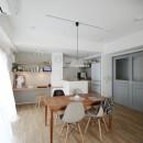 ラブ・アーキテクチュアの住宅事例「good afternoon~くつろぐ時間に寄り添うデザイン~」