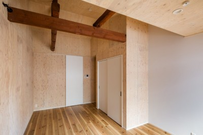 リビング:小屋のような家~今・人気の小屋空間~ (小屋のような家~今・人気の小屋空間~)