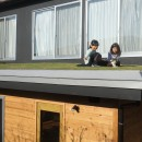高野 淳一の住宅事例「草屋根の家」