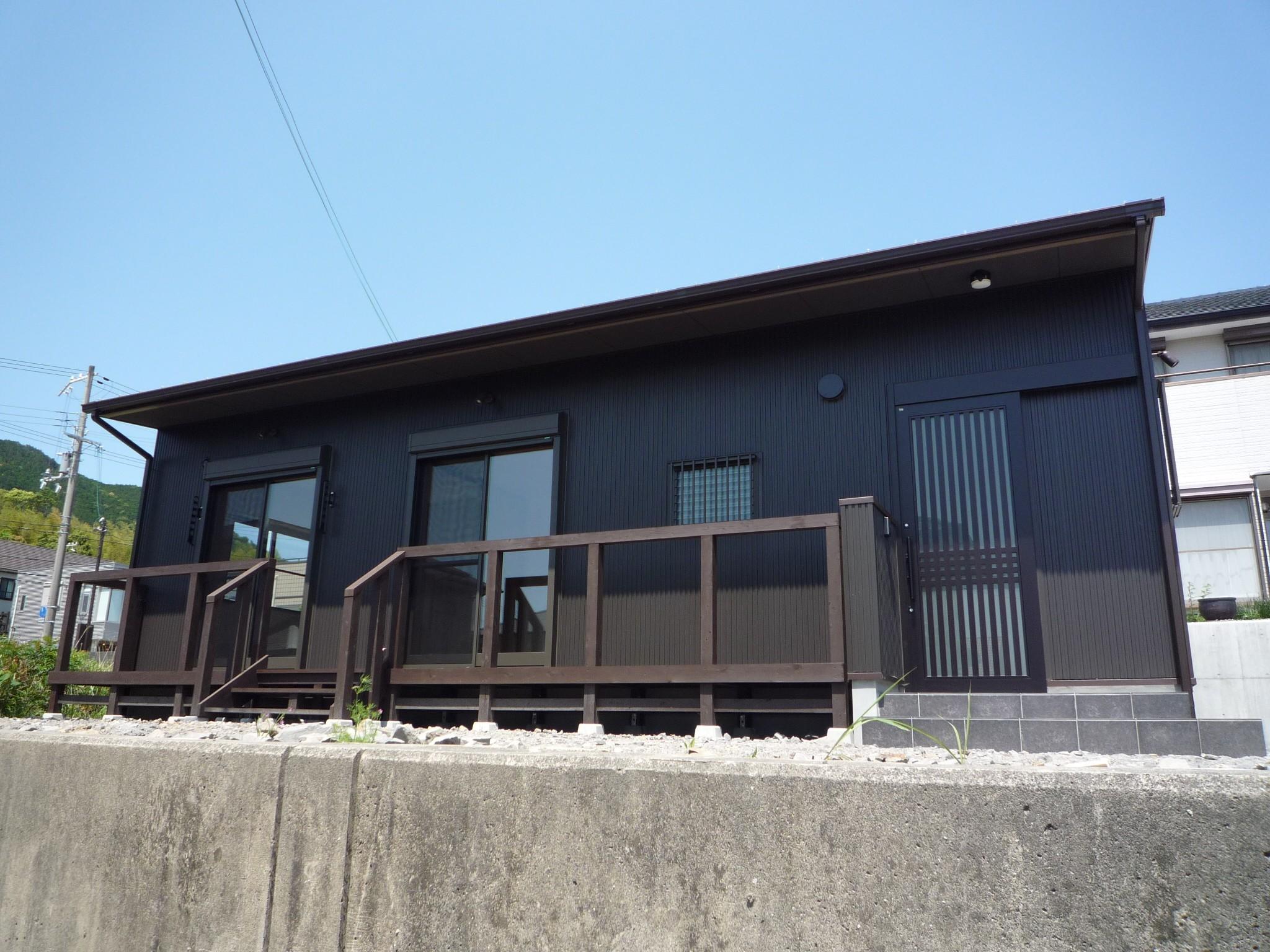 外観事例:外観(HOUSE-2)