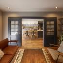 住環境ジャパンの住宅事例「クラッシックヴィンテージモデル」