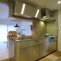 キッチン (tokyo*standard  モデルルーム)