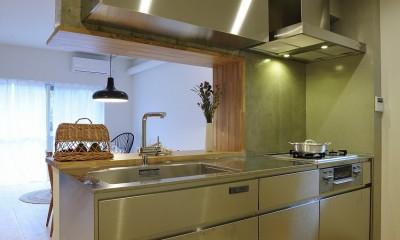tokyo*standard  モデルルーム (キッチン)