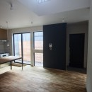 三国の住宅:都心に暮らす家族5人の家の写真 1階リビングダイニング