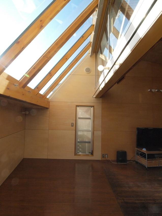 建築家:大庭明典「星の見えるサンルーム」