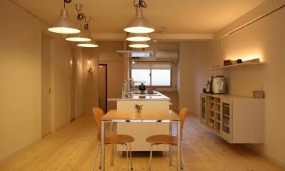 新居のためのリノベーション
