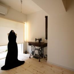作業室 (新居のためのリノベーション)