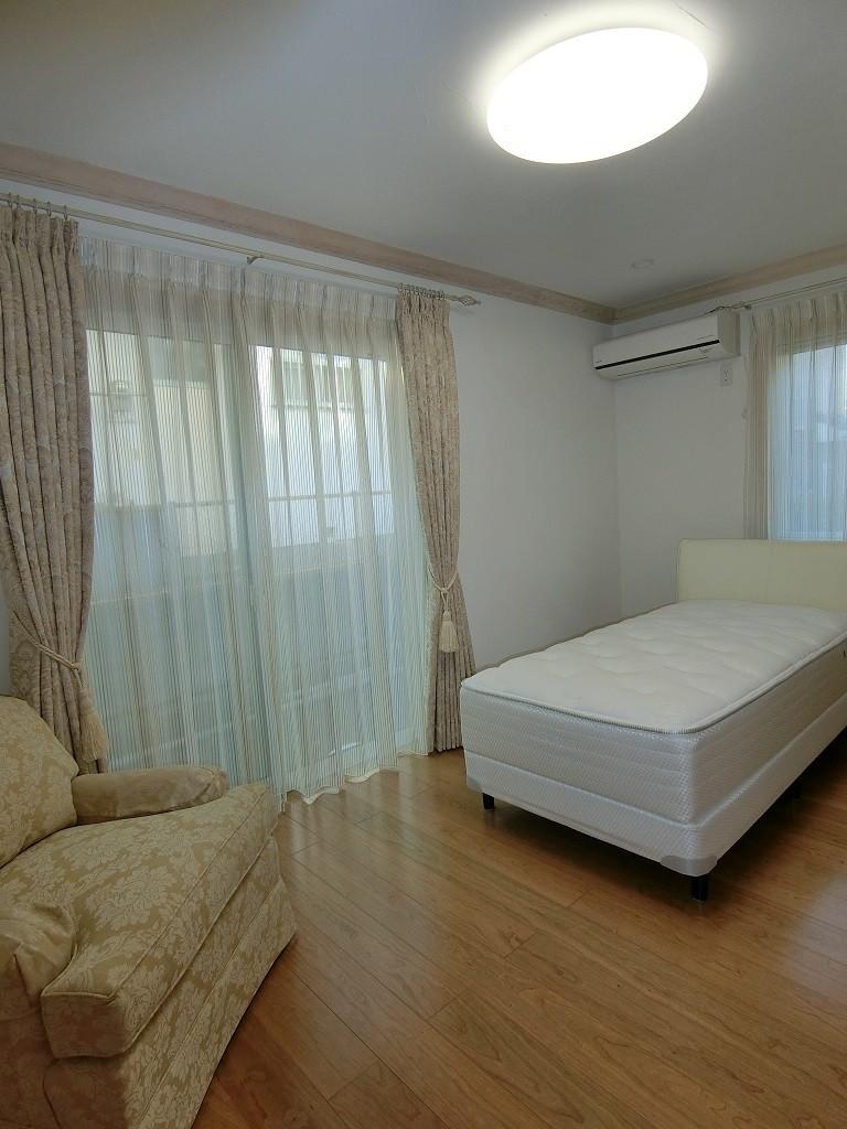 その他事例:お母様のお部屋は1階に(パリの家 Le Logement de Paris憧れの住まいを。)