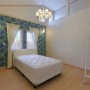 パリの家 Le Logement de Paris憧れの住まいを。の写真 開放的なロフトを設けた寝室