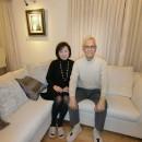 パリの家 Le Logement de Paris憧れの住まいを。の写真 Y様ご夫妻。