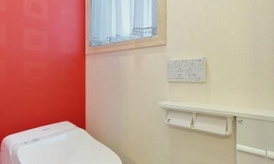 パリの家 Le Logement de Paris憧れの住まいを。 (2Fトイレ)