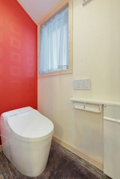 2Fトイレ (パリの家 Le Logement de Paris憧れの住まいを。)