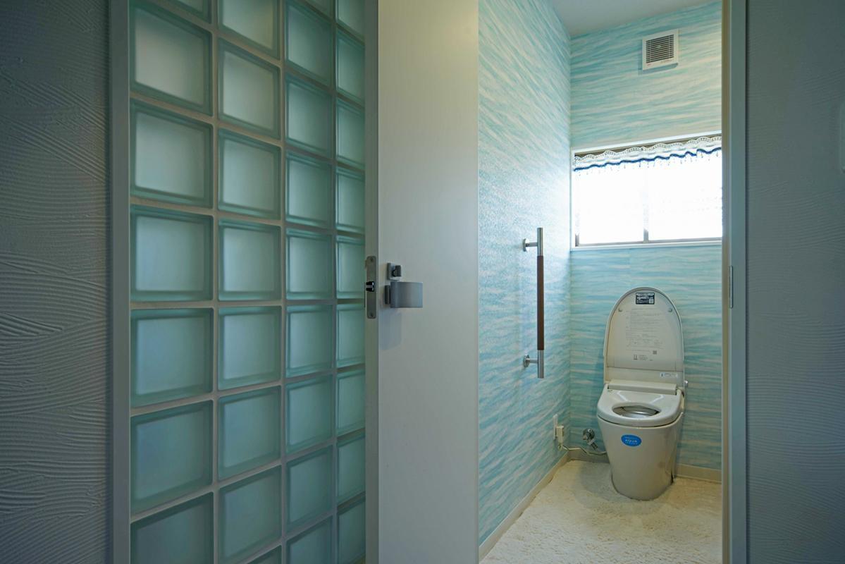 バス/トイレ事例:Cool Toilet(多様性リノベーション)