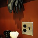 セットアップされた組み合わせの中に自分仕様のアレンジを施す、居心地の良い空間の写真 キッチン