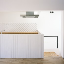 キッチン (北綾瀬の家)