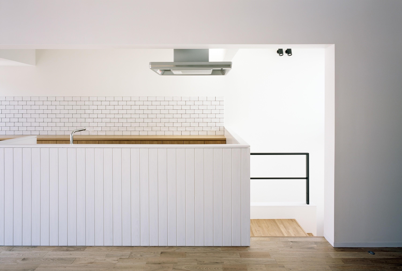 キッチン事例:キッチン(北綾瀬の家)