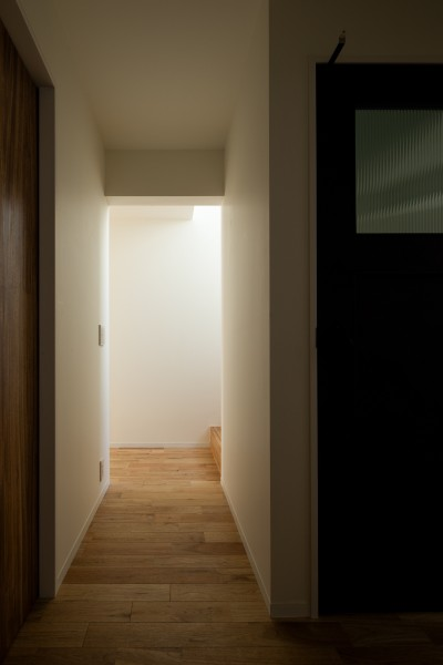 廊下 (北綾瀬の家)