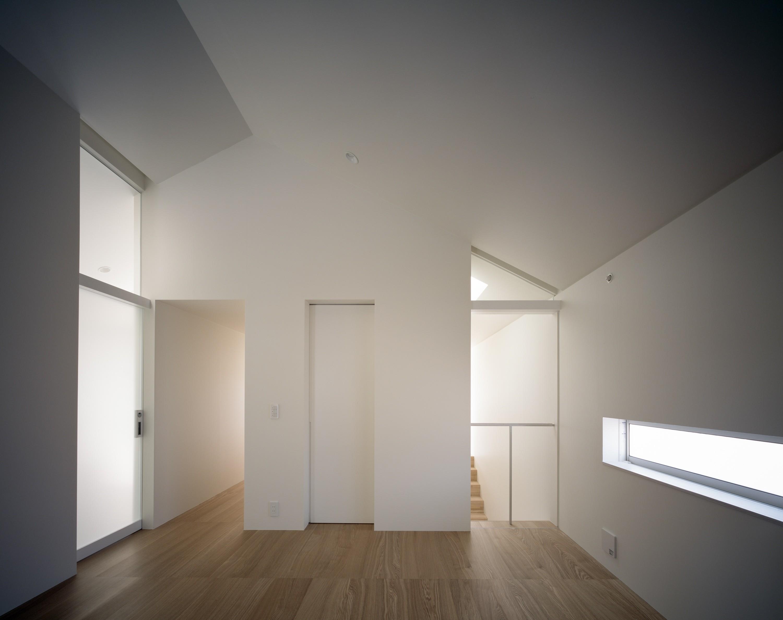ベッドルーム事例:寝室(吉田町の家)
