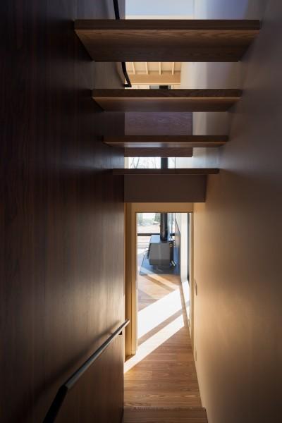 階段 (小諸の家)