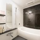 中古マンションリノベーション〜「自分らしい空間を実現したい」の写真 浴室