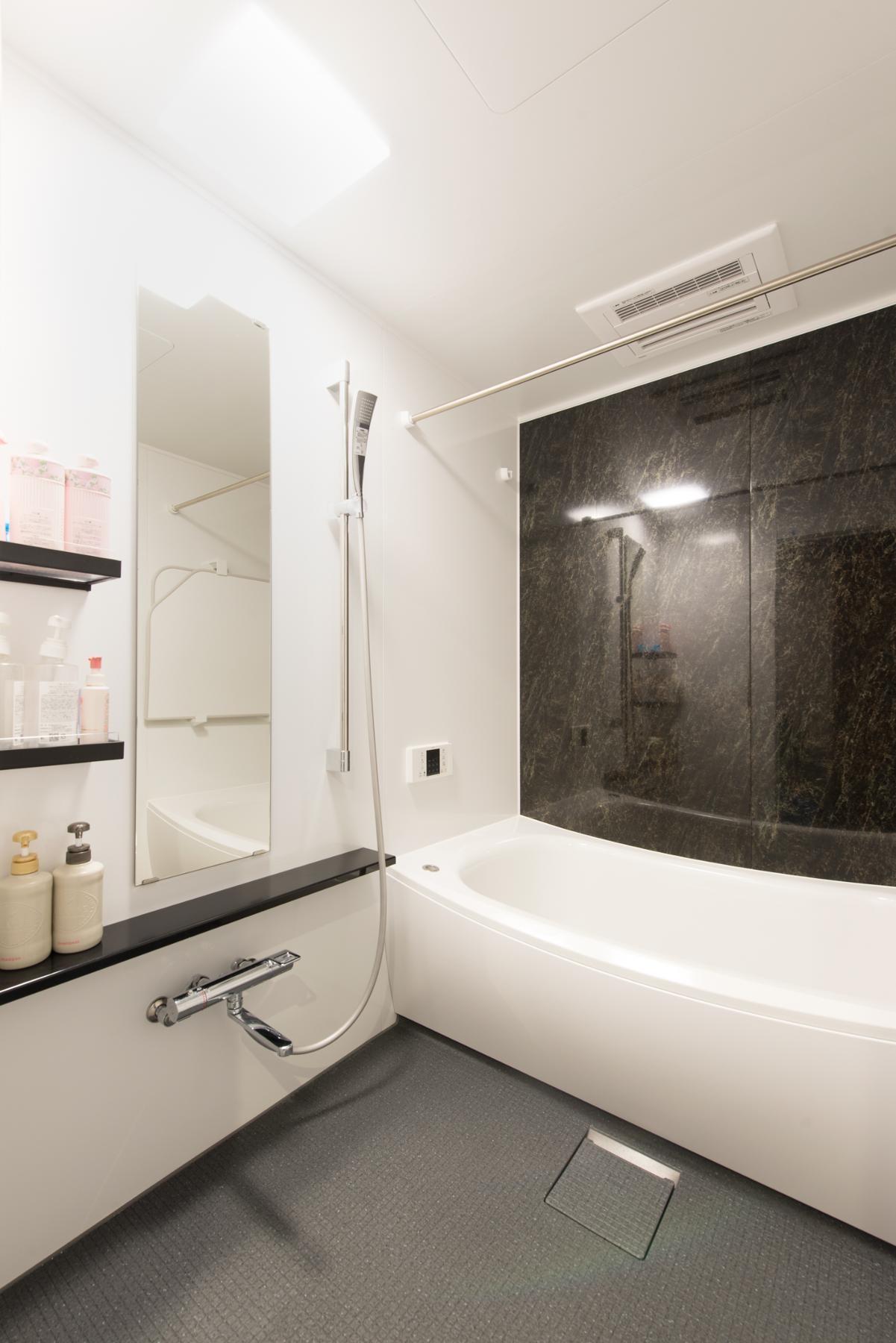 バス/トイレ事例:浴室(中古マンションリノベーション〜「自分らしい空間を実現したい」)