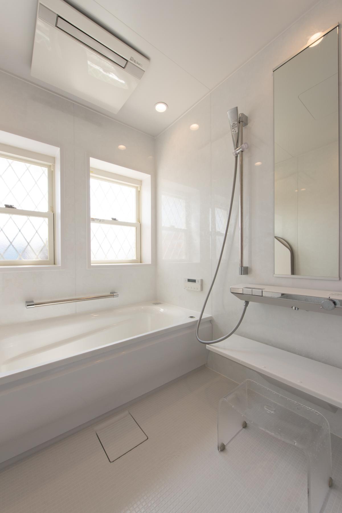 バス/トイレ事例:浴室(家族3人とワンちゃんが心地よく暮らす、戸建リノベーション)
