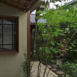 昭和初期の佇まいに暮す-T邸 東京 昭和初期の佇まいに暮す