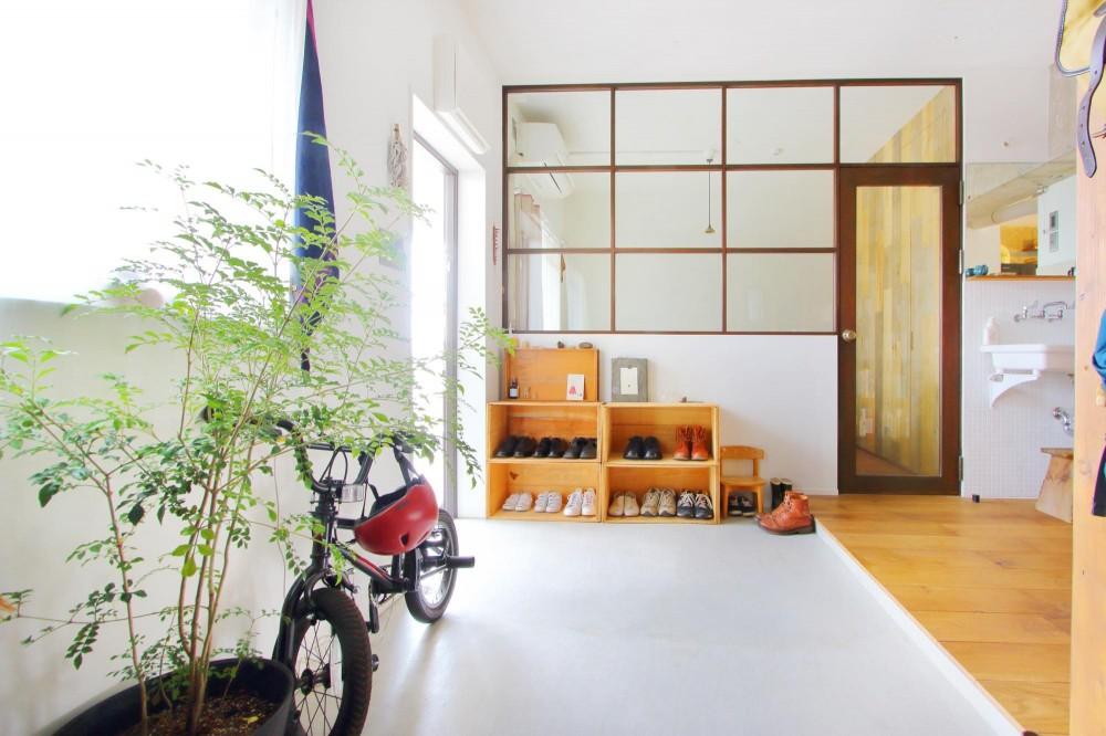 リノベーション・リフォーム会社:nu(エヌ・ユー)リノベーション「模様替えを楽しめる、土間のある家」