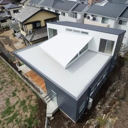番田の住宅 (外観)