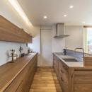 五日市の家の写真 オーダーキッチン