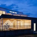 番田の住宅の写真 外観夜景