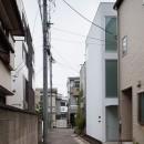 豪徳寺の住宅の写真 外観