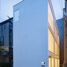 豪徳寺の住宅